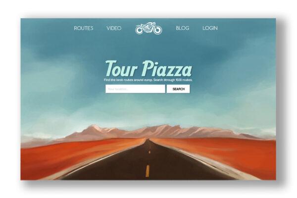 Concept design-tour piazza-website 1