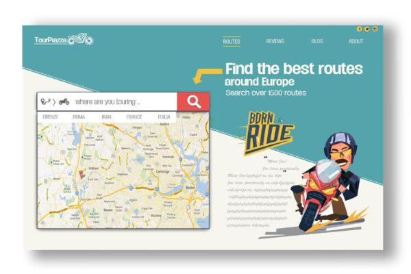 Concept design-tour piazza-website 4